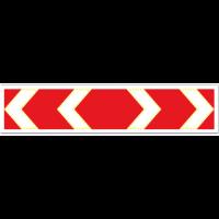 Знаки прямоугольной формы