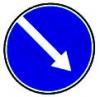 4.2.1 Объезд препятствия справа