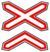 1.3.2 Многопутная железная дорога