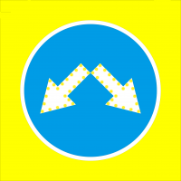 Знаки круглой формы